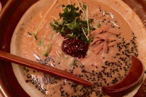 銀座_ABCらーめん_麻醤麺